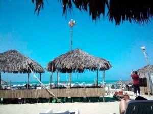 Imagen de la Playa de TUxpan