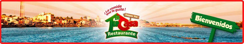 Restaurante Tu Casa en Tuxpan Veracruz, México