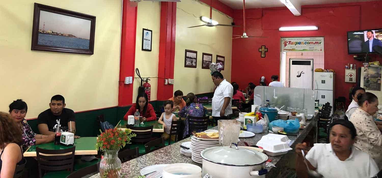Locar del Restaurante Tu Casa en Tuxpan, Veracruz 3