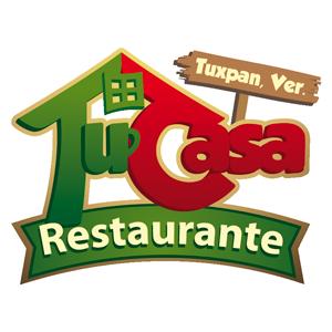 Logo Restaurante Tu Casa Tuxpan, Veracruz