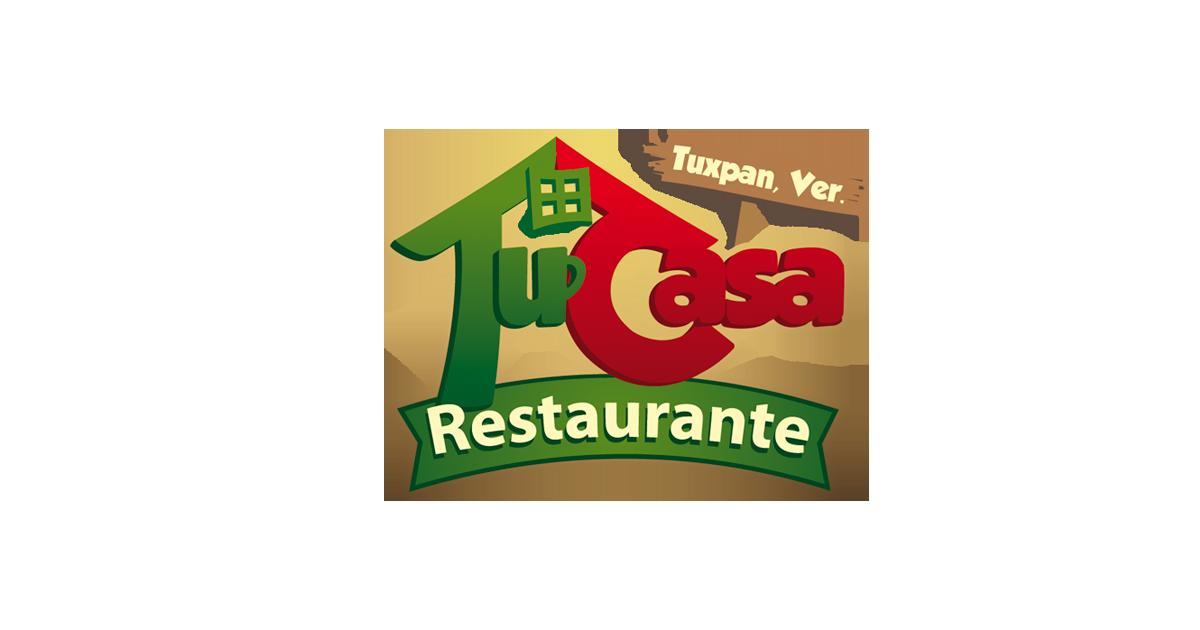 Logo Restaurante Tu casa para FB
