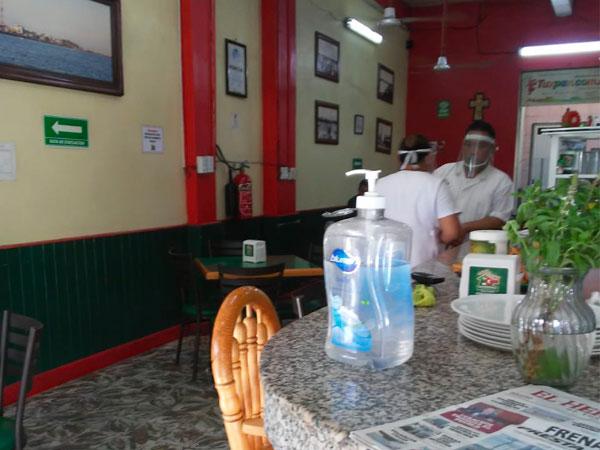 Restaurante Tu Casa en Tuxpan limpio y seguro