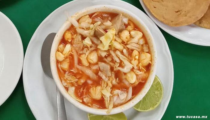 Comer pozole en Tuxpan, Veracruz del restaurante Tu Casa - 5